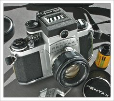 A Personal History of the Heiland/Asahi Pentax H2/S2 - (c. 1962)