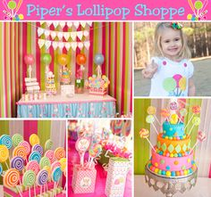Cupcake Express Blog — DIY Printable Birthday Parties