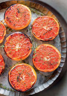 Grapefruit ao forno - Receber - Maio 2015 (Foto: Rogério Voltan)
