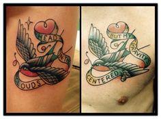 Swallows Tattoo love Last Port Tattoo