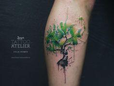 Bildergebnis für watercolor tattoo spritzer