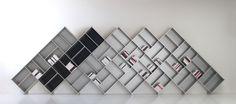 Biblioteca de diseño original de metal - Fitting Half Pyramid
