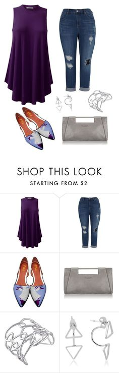"""""""Plus size - Purple passion"""" by dionne-watson ❤ liked on Polyvore featuring Melissa McCarthy Seven7, Halston Heritage, Catherine Malandrino and plus size clothing"""