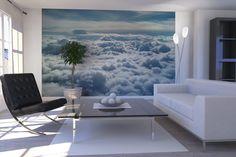 Above Clouds - Wall Mural & Photo Wallpaper - Photowall