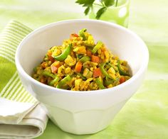 Mild vegetable rice - Healthy Food for Vegetarian Healthy Meals For Kids, Easy Healthy Dinners, Easy Healthy Recipes, Baby Food Recipes, Vegetarian Recipes, Cooking Recipes, Good Foods To Eat, Healthy Foods To Eat, Healthy Snacks
