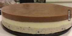 Najbolji recepti na jednom mjestu Oreo Nutella Cheesecake, Nutella Cake, Cheesecake Recipes, Torte Recepti, Kolaci I Torte, Brze Torte, No Bake Desserts, Dessert Recipes, Croation Recipes