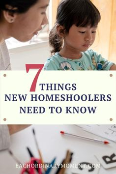 Homeschooling is an amazing opportunity, but it isn't easy - here are a few things every homeschooler needs to know! #homeschool #encouragementforhomeschoolers #homeschoolmom #newhomeschooler #strugglinghomeschooler