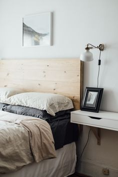 Before & After: Budget Bedroom Makeover (Under $250) | Pour la ...