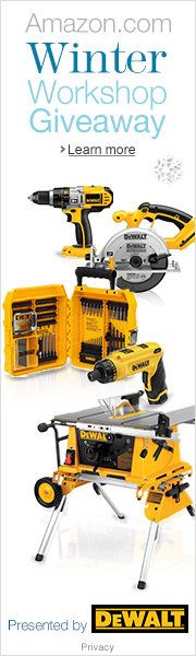 From November 24, 2013, to December 31, 2013, when you spend $100 or more on select DEWALT tools and accessories shipped and sold by Amazon.com you can get $25 off at checkout.
