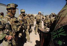so Australian special forces SASR