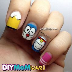 Nail Art Designs found on tsū - join the new social media platform! you can register here http://www.tsu.co/DIYMomKawaii