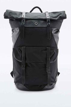 "Stighlorgan – ""Ronan"" Rolltop Backpack - Urban Outfitters"