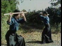 ▶ The Way of the Warrior : The Samurai Way - 2/4 - Katori Shinto Ryu - www.thesamuraiworkshop.com - YouTube