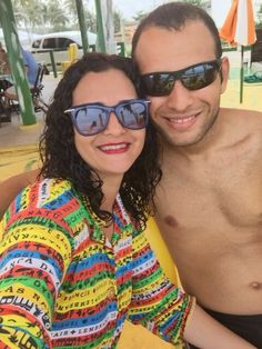 Edmilson Frank Gonçalves e Ana Cláudia. Em Maceió -Alagoas, Brasil.