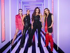 Breaking: Little Mix The Search live TV show pulled after production crew test positive for COVID-19 #TopNews #UK