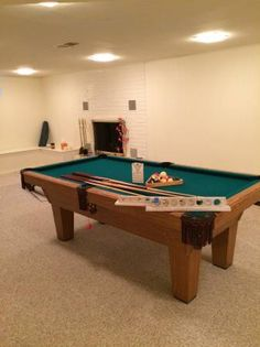 Olhausen Billiards Sheraton Pool Table SOLD