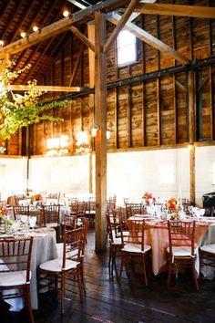 Rustic Fall Wedding at Gedney Farm