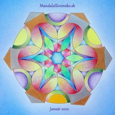 Mandala Január 2020: Rozhodnutie. Nutnosť zmeny, pre dar nového začiatku.  #mandala #instamandala #mandalaslovensko #mandalaslovakia #sacredgeometry #handpaint #nothingelsebutlove #support #earth #healingart #januar  #2020 #healingart #sacredgeometry #newearth #art #handmade #affirmations #zezula-art Mandala, Symbols, Logos, Art, Icons, Kunst, Mandalas, Logo, Coloring Pages Mandala