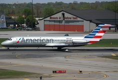 NEW AMERICAN AIRLINES NEW PLANES | New American Airlines livery on a 767. - DA.C
