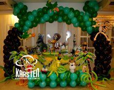 Torta y Decoración #Madagascar