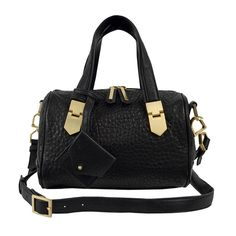 Arrowhead Mini Satchel Black