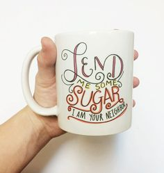 A mug that celebrates sweets as much as it celebrates OutKast.