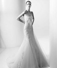 #Designer Wedding Dresses #Elie Saab