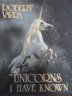 robert vauvra unicorns | Kunst; Robert Vavra - Unicorns I have known - 1983