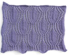 ARTICLE ARCHIVE Vogue Knitting  Winter 2007/08 The Shape of Lace Move beyond the rectangular stole! In Part I of a two-part series, Shirley Paden shows how lace is created.  By Shirley Paden