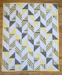 Image result for baby quilts gray and yellow
