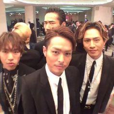 Imaichi Ryuji & Tosaka Hiroomi & Naoto & Naoki Sandaime J Soul Brothers
