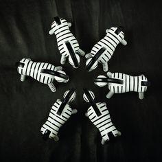 Das Zebra von Kay Bojesen.