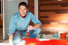 Get to know David Bromstad in 13 questions (including his favorite movie) >> http://blog.hgtv.com/design/2015/05/20/design-happens-interviews-get-to-know-david-bromstad/?soc=pinterest