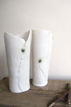 Long Tall Vase  Brittany Delany Ceramics £36