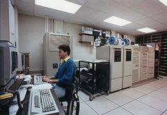 computer room 1980s - Bing Images