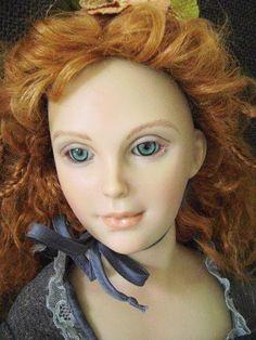 фарфоровая кукла коллекционная на сайте www.rusbutik.ru