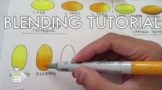 This is my second part of the copic blending tutorial. I was undecided if i should upload this video because the tutorial is pretty bad lol. But i dont want ...