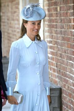 El perfecto look de embarazada de Pippa Middleton- ElleSpain