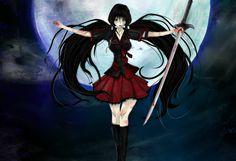 Saya Kisaragi - Blood-C