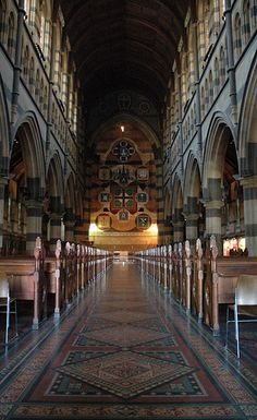St Patrick's Cathedral, Melbourne in Victoria, Australia by alexandra Melbourne Travel, Melbourne House, Melbourne Victoria, Victoria Australia, Melbourne Australia, Australia Travel, Vic Australia, Tasmania, Places Around The World