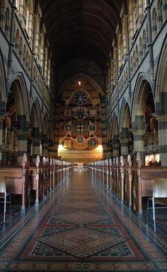 St Patrick's Cathedral, Melbourne in Victoria, Australia