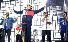 Bruno Mars Live at MTV EMA 2016