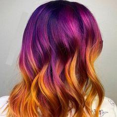 50 Happy Hair Colour per Summer Ideas - Acconciature Light Skin, Dark Skin, Sun Light, List Of Hair Colors, Hair Color Purple, Copper Hair, Healthy Summer, Summer Hairstyles, Hairdresser
