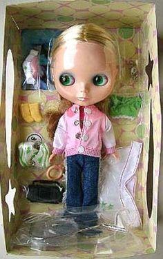 Blythe Disco Boogie Neo Ebl Mold 2001 Doll **sale**! Muñecas Y Accesorios