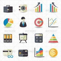 Business Finance Money Graph Chart Icons This image is a vector illustration Business Finance Money Graph Chart Icons. | Buy and Download: http://graphicriver.net/item/business-finance-money-graph-chart-icons/7612682?WT.ac=category_thumb&WT.z_author=karawan&ref=ksioks