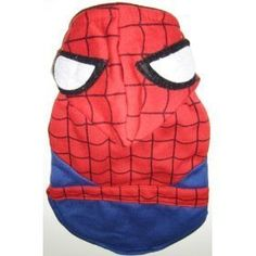 Spiderman Pet Coat *Small* * Don't get left behind, see this great dog product : Costumes for dog