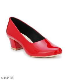 Checkout this latest Bellies & Ballerinas Product Name: *Trendy Women's Comfortable Pumps* Sizes:  IND-4, IND-5, IND-6, IND-7 Country of Origin: India Easy Returns Available In Case Of Any Issue   Catalog Rating: ★4.1 (302)  Catalog Name: Trendy Women's Comfortable Pumps Vol 4 CatalogID_546181 C75-SC1068 Code: 763-3884118-999