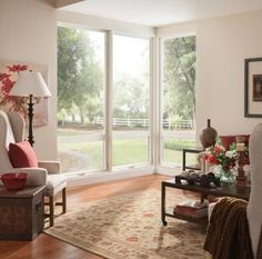 Energy Efficient Home Upgrades in Los Angeles For $0 Down -- Home Improvement Hub -- Via - Prairie Style Architectural Style Considerations | Milgard Windows & Doors