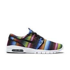 size 40 e46df 96223 Scarpa da skateboard Nike Stefan Janoski Max Premium - Uomo Scarpe Da  Ginnastica Moda, Scarpe