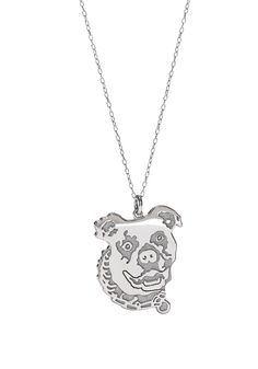 This custom necklace—designed by Theresa Caputo, a.k.a. the Long Island Medium—is created from a photo of your pet, letting you keep him forever close to your heart.